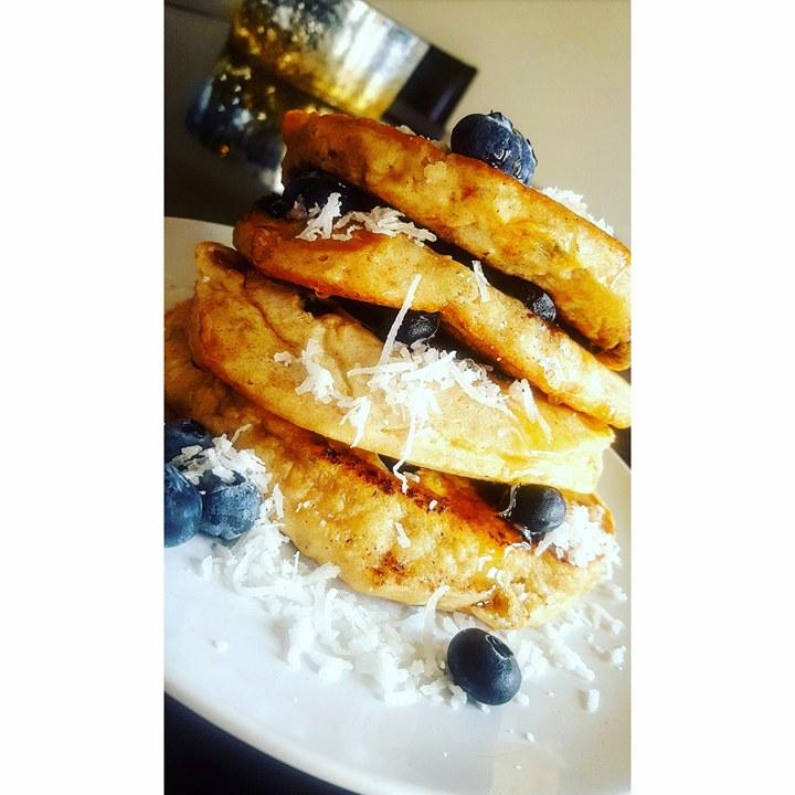 berry pancake 1